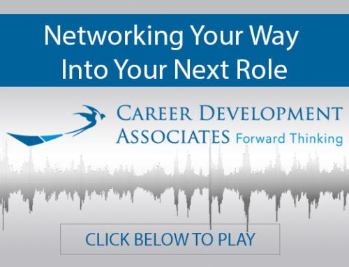 Networking Your Way Into Your Next Role